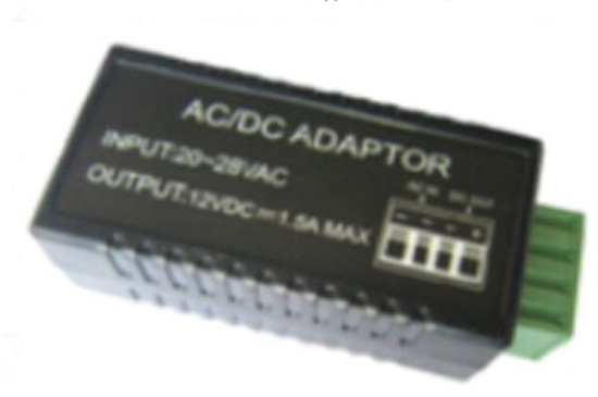 ACDC 24Vac To 12Vdc Power Convertor