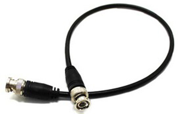 RG59 BNC Male to Male jumper coax cable